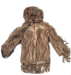 Ghillie Suits - GhillieSuits.com S-BDU-J-Desert-XXXL Sniper Ghillie Suit Jacket Desert XXXL