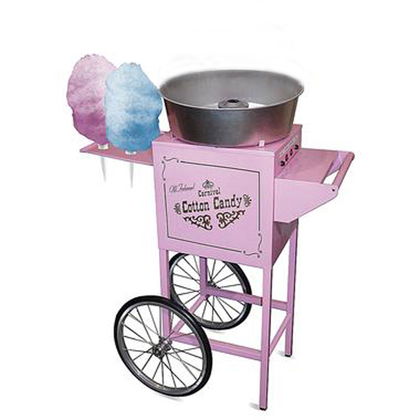 Nostalgia Electrics CCM-600 Cotton Candy Machine