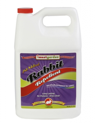 I Must Garden RA1G Rabbit Repellent - 32oz Concentrate