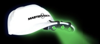 Import Merchandisers 308G1WG MasterVision G1 3LED Cap Light - Green