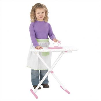 Kid Kraft 62111 Tiffany Ironing Board Set