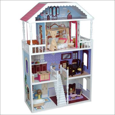 Kid Kraft 65023 New Savannah Dollhouse