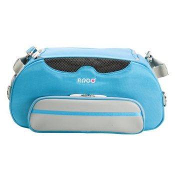Teafco Argo AC50638S Aero-Pet Carrier - Airline Approved - Small - Blue
