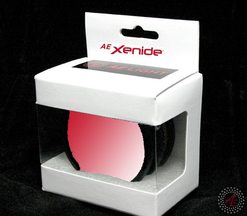 AE Light AEX/Filter-RGB Xenide Colored Filter Set - Red  Green  Blue Compatibility with  AEX