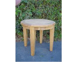 Anderson Teak TB-106 Brianna 20 Inch Round Side Table