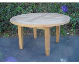 Anderson Teak TB-107 Brianna 35 Inch Round Coffee Table