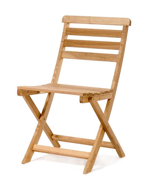 All Things Cedar OB18 Oak Bistro Chair