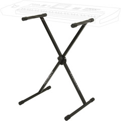 Ultimate Support Music Products IQ1000 XStyle Keyboard Stand