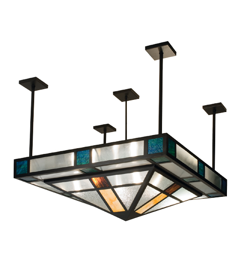 Meyda Tiffany 99207 48 Inch Sq. Uno