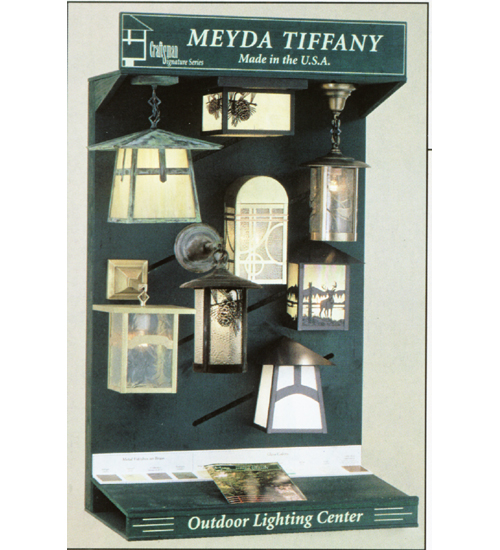 Meyda Tiffany 48222 Craftsman Signature Series MYTF1273