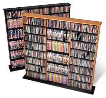 Prepac OMA-0960 Oak & Black Triple Width Wall Storage PRP014