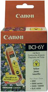 CANON 4708A003 Yellow Ink Tank 4708A003