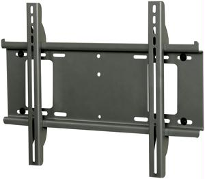 PEERLESS SF640P Universal Flat Wall Mount for 22 Inch to 49 Inch Screens Black SF640P