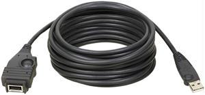 TRIPPLITE U026-016 USB 2.0 Active Extension Cable U026-016