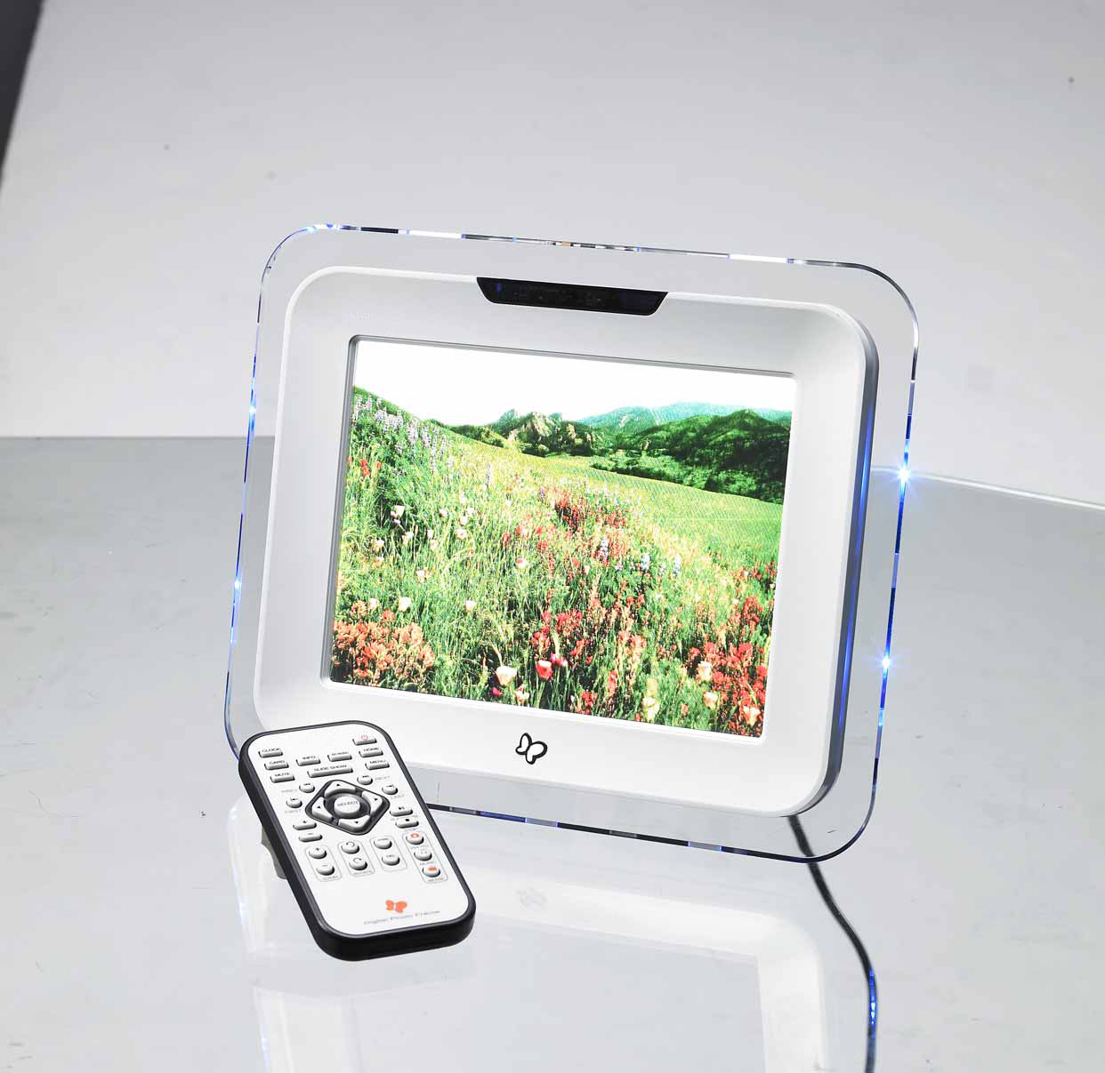 PoGo! PPF100M4 Pholio Digital Photo Frame