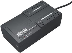 TRIPPLITE AVR550U 550VA Ultra-Compact Line-Interactive UPS