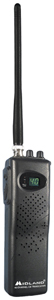 MIDLAND 75-785 7-Watt 40-Channel Portable CB Radio
