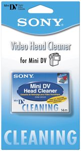 SONY DVM12CLD Mini Digital Video Cleaning Tape