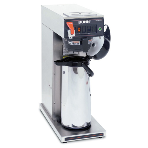 Bunn 23001.0051 Airpot Coffee Brewer Thermo Fresh 15-APS W/GOURMET InchC Inch Stainless Steel Funnel at Sears.com