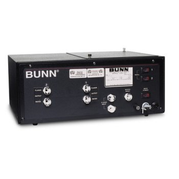 BUNN 28400.0007 AFPO-2 ULTRA Ultra Gourmet Ice Systems with 2 Hoppers