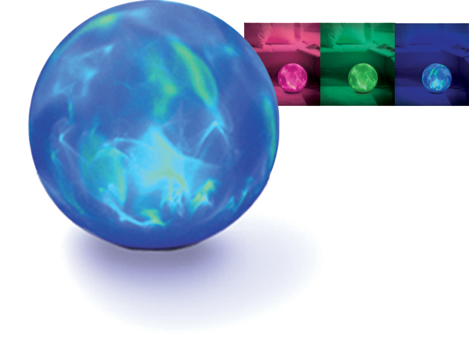 Creative Motion 10794-0 8 Inch Supernova Color Changing Sphere