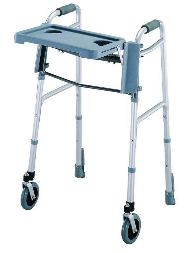 Drive Medical 10125 Walker Tray with Cup Holders DRM032