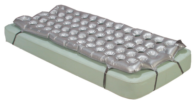 Drive Medical 14428 Premium Guard Static Air Mattress Overlay Static Air Mattress