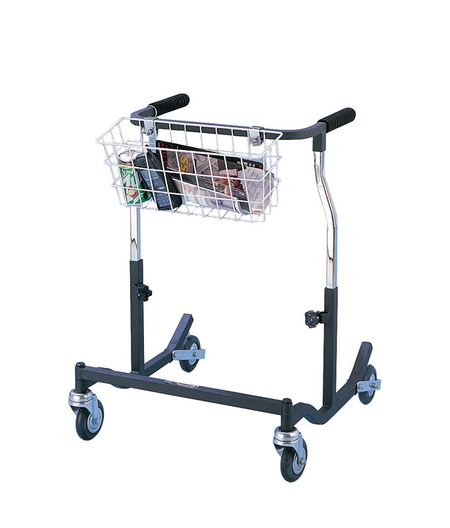 Drive Medical CE 1000 BK Adult Anterior Safety Roller Black