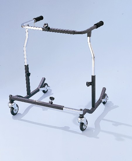 Drive Medical CE OBESE XL Bariatric Safety Roller Black