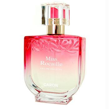 Miss Rocaille by Caron Eau De Toilette Spray 3.4 oz