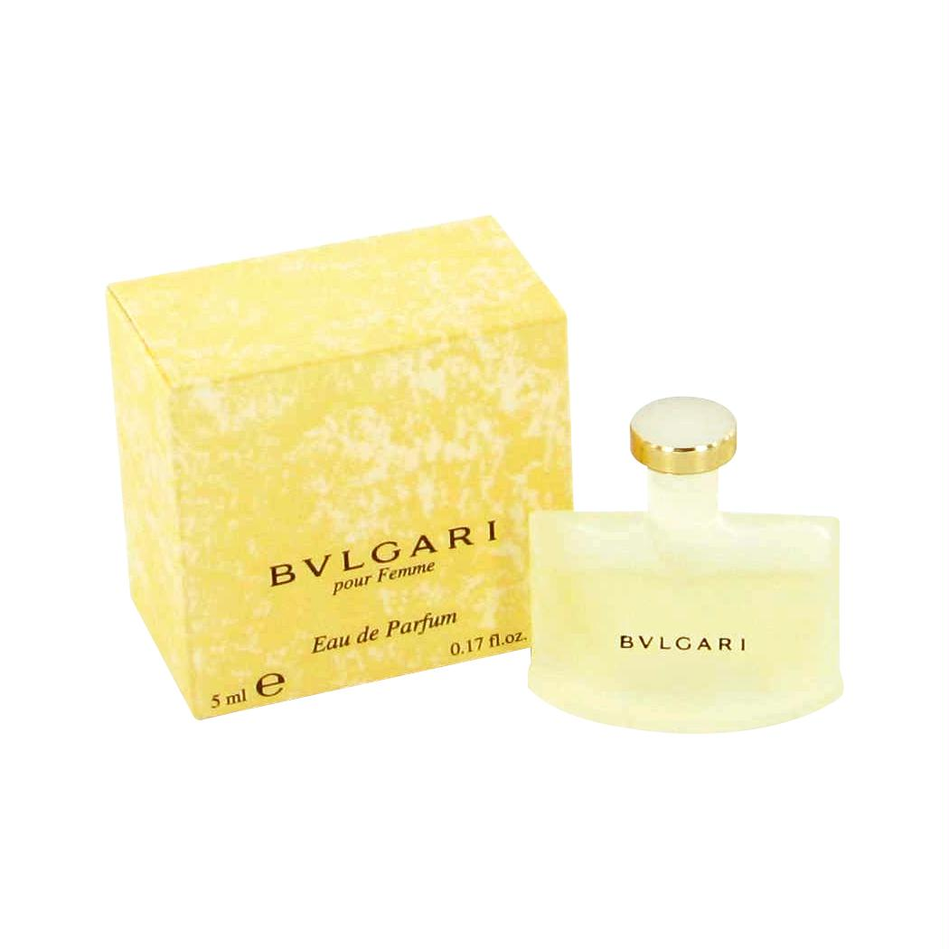 Bulgari Bulgari by Bulgari Mini EDP .17 oz