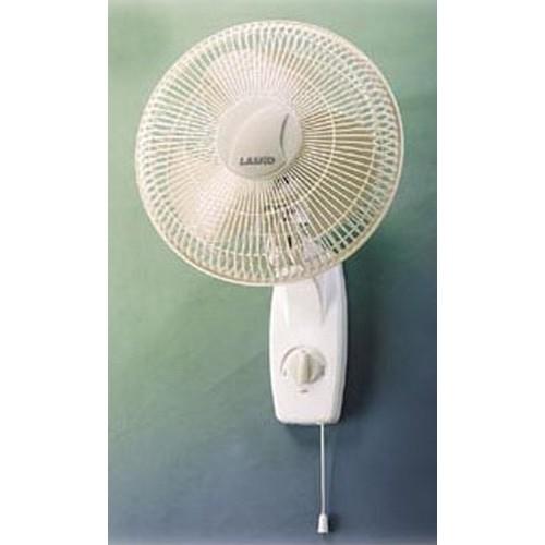 LASKO 3016 16-inch Oscillating Wall-Mount Fan