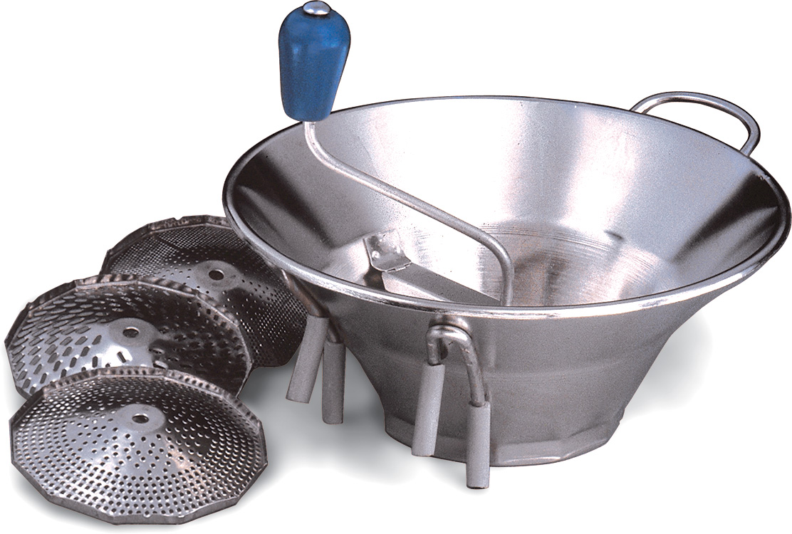 World Cuisine 42570-32 Stainless Steel Food Mill #3