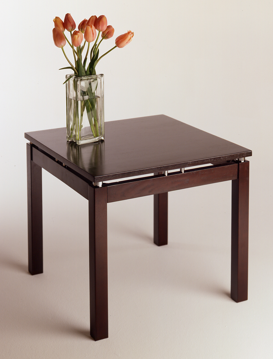 Winsome 92723 Espresso Beechwood TABLE END TABLE
