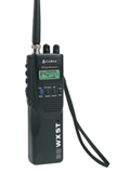 COBRA HH 38 WX ST RADIO HANDHELD CB 40 CHANNELS