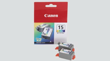 CANON 8191A003 BCI-15 COLOR INK FOR I-70 PRINTER