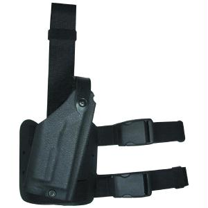 6004 Duty Holster Tactical RH Glock .77 with M3 Light