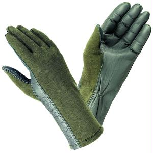 Hatch Gloves - HATCH HGBNG200-M Nomex Flight Gloves Sage Medium