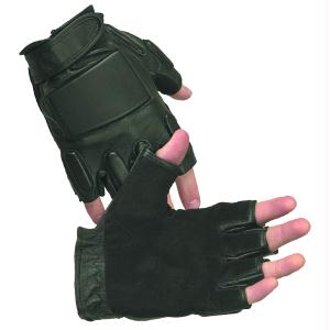 Hatch Gloves - HATCH HGLR10-XL Reactor 1 SWAT Gloves 1/2 Finger XL