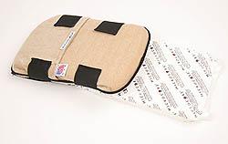 Vesture 110.91.40095 Compact Heating Pad - Tan