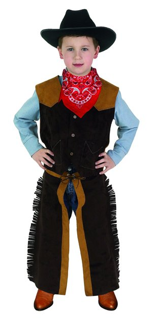 Cheap Suits - Aeromax CB-23 Junior Cowboy Suit Size 2/3