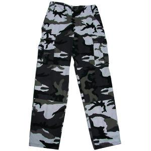 Urban Apparel - CAMO PPUC-3 US Milspec Pants Poly Urban Camo Medium