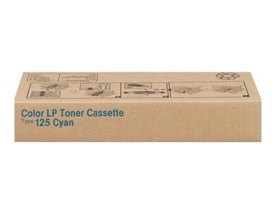 RICOH 400969 Type 125 Cyan Toner
