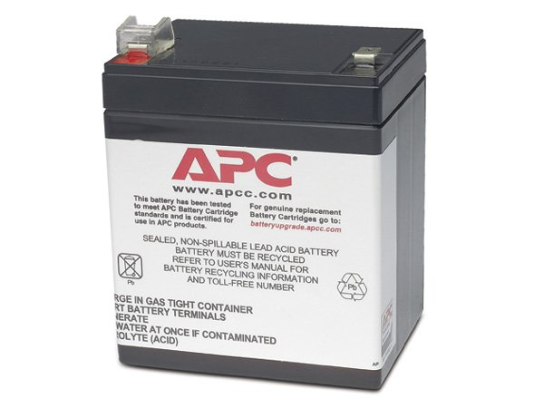 AMERICAN POWER CONVERSION APC Replacement Battery Cartridge #46 RBC46