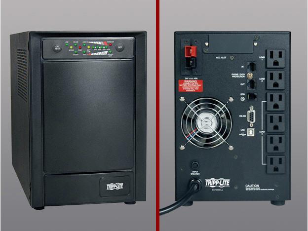 TRIPP LITE SMART ONLINE 1000VA 120V XL UPS SU1000XLA