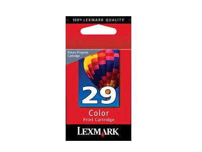 LEXMARK #29 Color Return Program Print Cartridge 18C1429