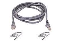 BELKIN COMPONENTS CAT6 patch cable RJ45M/RJ45M 25ft gray A3L980B25-S