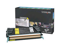 LEXMARK C534n Yellow Extra High Return Toner(7K) C5340YX