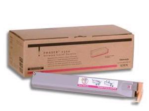 XEROX HIGH MAGENTA TONER PHASER 7300 016-1978-00