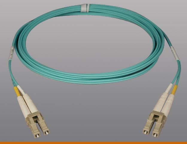 TRIPP LITE 10M 10GB DUPLEX MMF PATCH CAB N820-10M